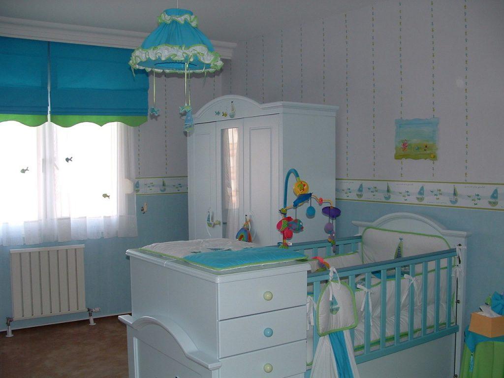 Jak zagospodarować przestrzeń w pokoju dziecięcym?